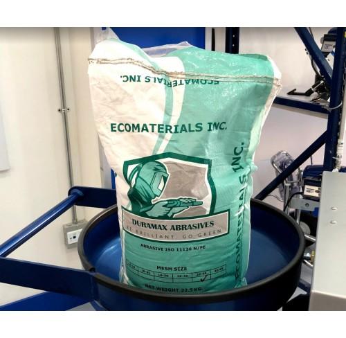 Tonelada de Abrasivo Sintético (Granate) Duramax